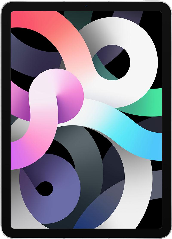 Apple iPad Air 10.9 2020 argent 256Go