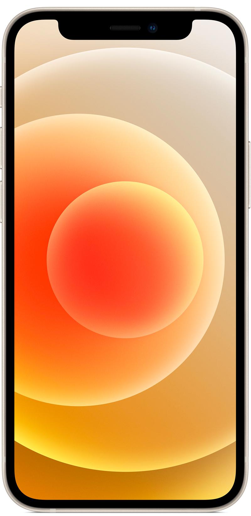 Apple iPhone 12 mini blanc 64Go