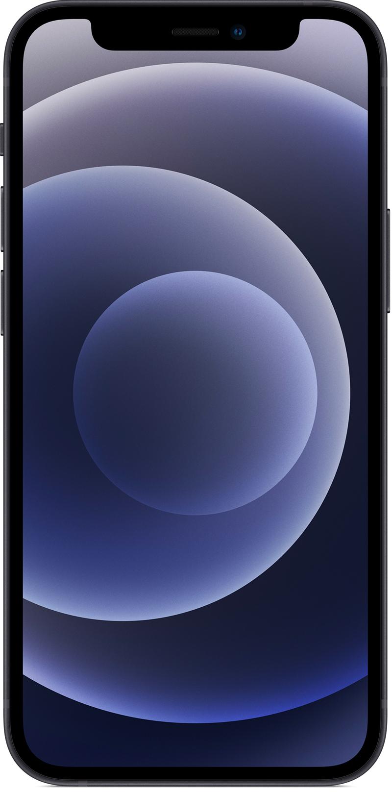 Apple iPhone 12 mini noir 64Go