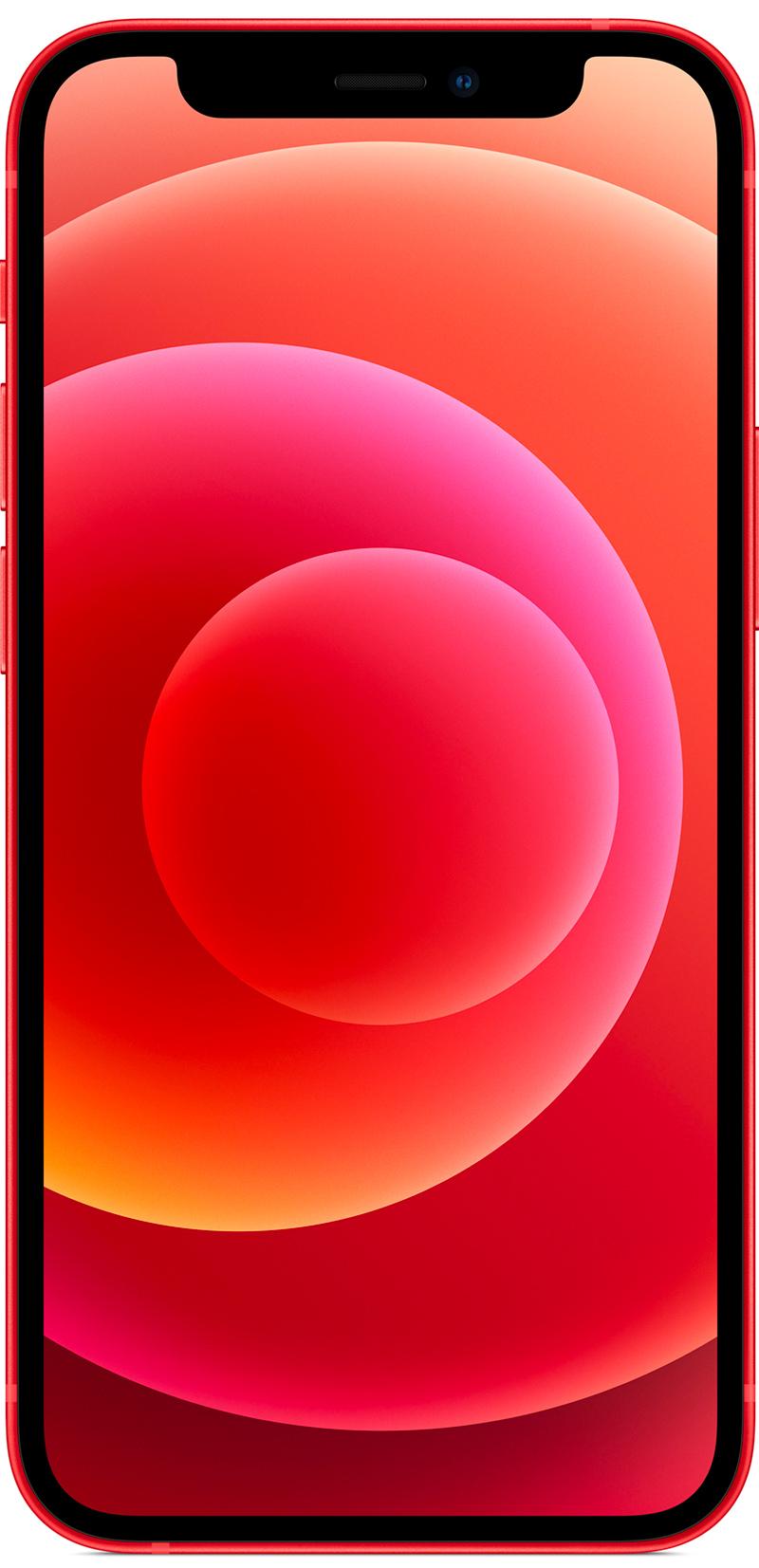 Apple iPhone 12 mini rouge 256Go