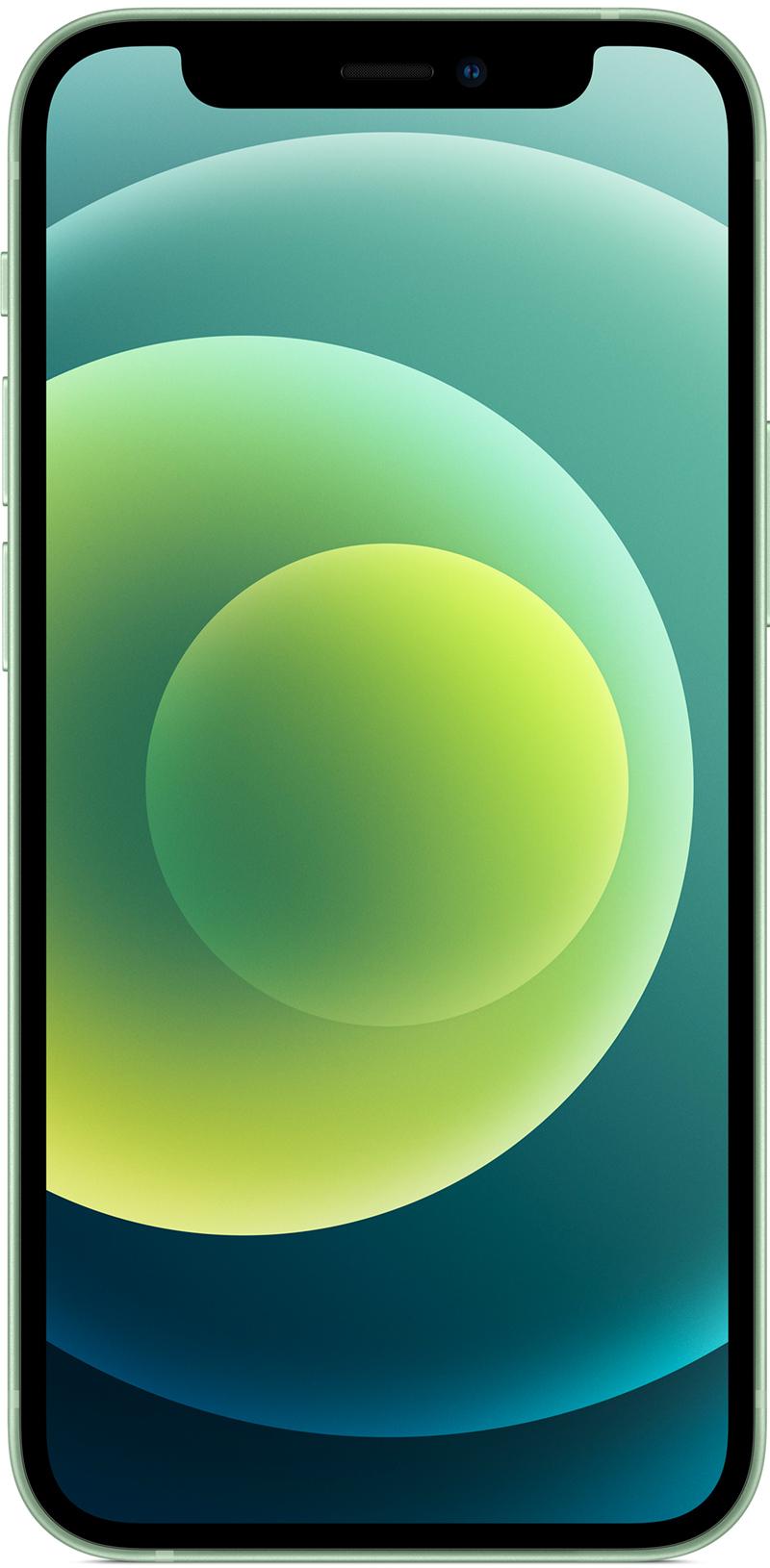 Apple iPhone 12 mini vert 64Go
