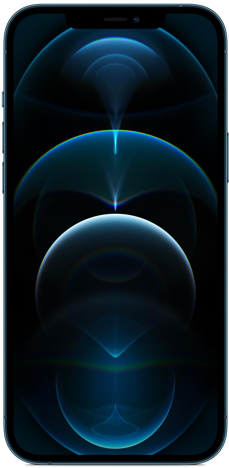 Apple iPhone 12 Pro Max bleu Pacifique 128Go