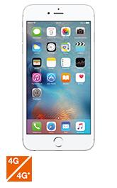 Apple iPhone 6s Plus Argent 64Go