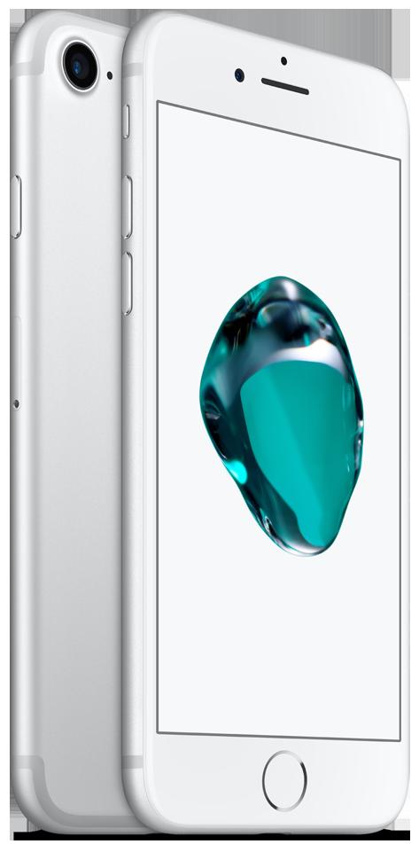 Apple iPhone 7 Argent 32 Go