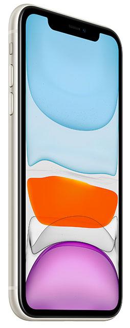 Apple iPhone 11 blanc 128Go