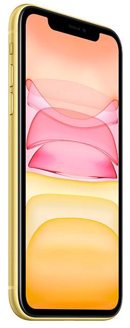 Apple iPhone 11 jaune 128Go