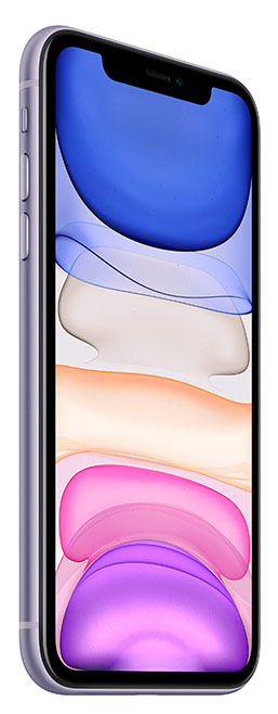 Apple iPhone 11 mauve 64Go