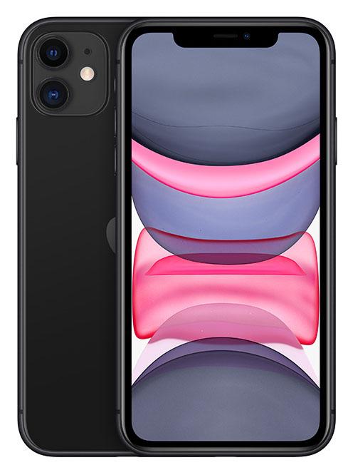 Apple iPhone 11 noir 256Go