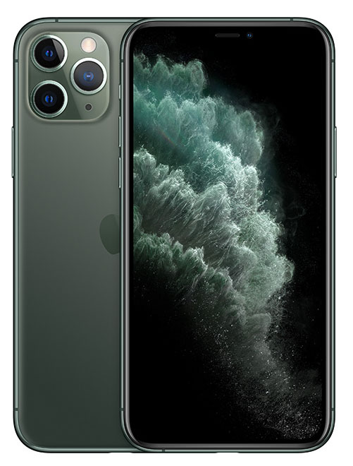 Apple iPhone 11 Pro vert nuit 256Go