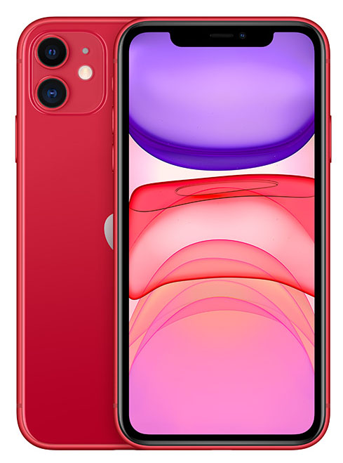 Apple iPhone 11 rouge 256Go