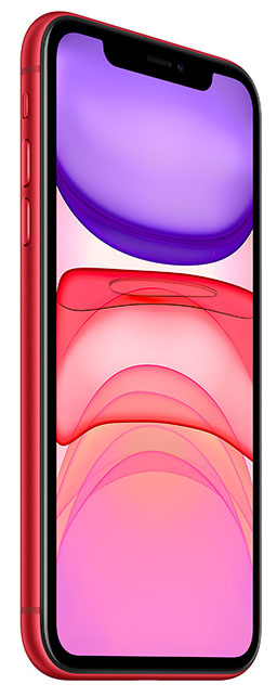 Apple iPhone 11 rouge 128Go