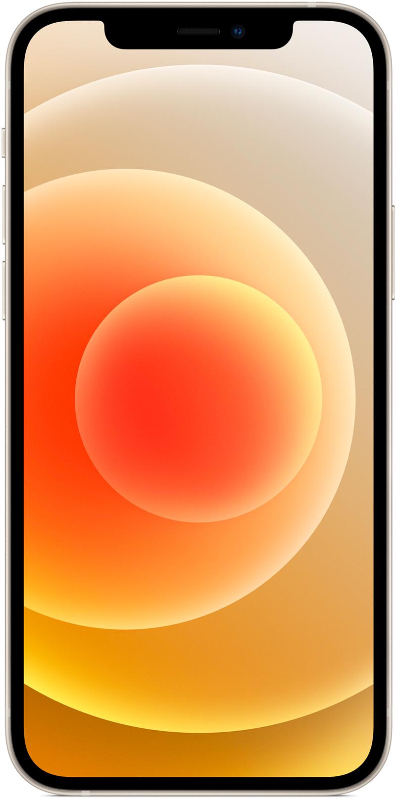 Apple iPhone 12 blanc 128Go