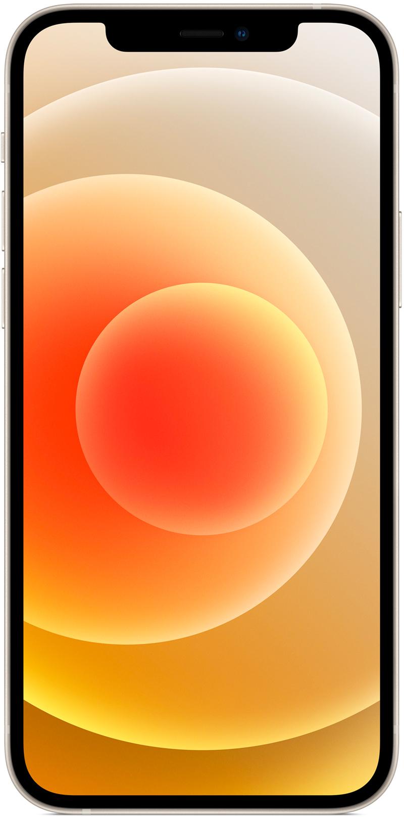 Apple iPhone 12 blanc 64Go