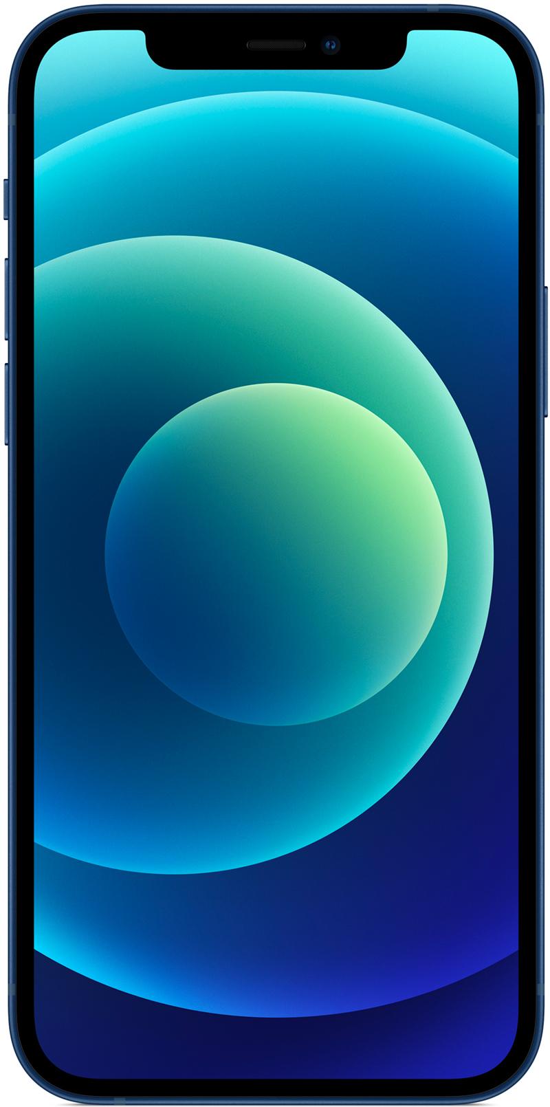 Apple iPhone 12 bleu 128Go