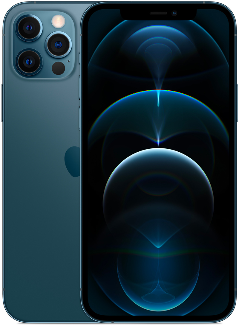 Apple iPhone 12 Pro bleu Pacifique 512Go
