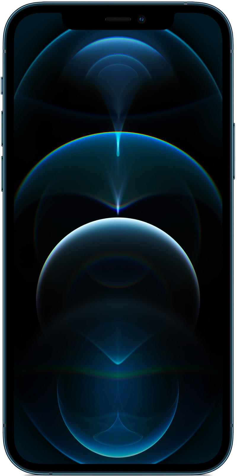 Apple iPhone 12 Pro bleu Pacifique 128Go