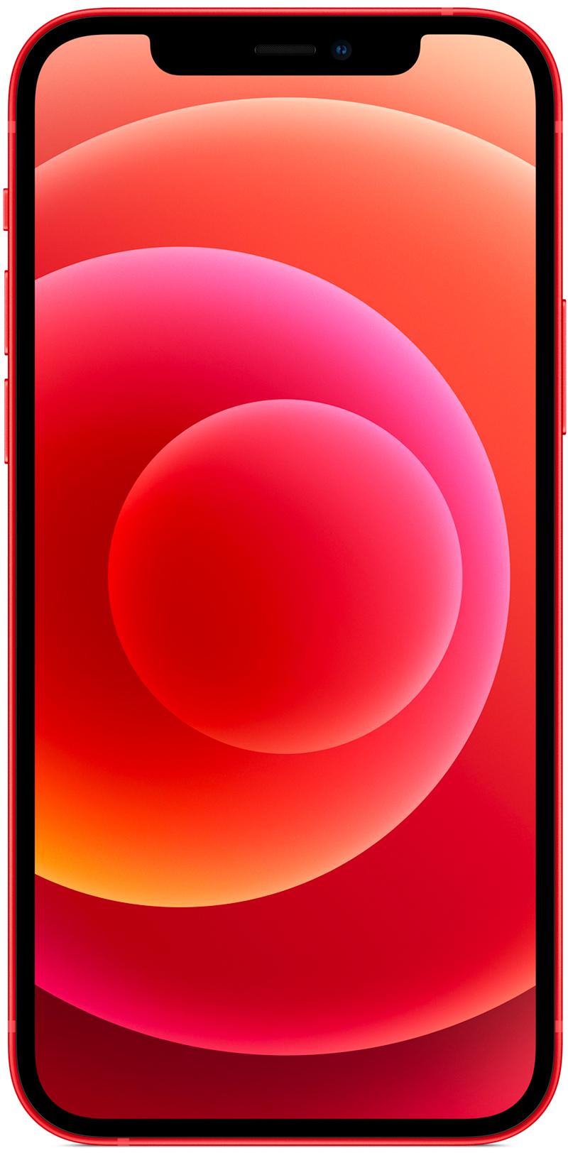 Apple iPhone 12 rouge 128Go