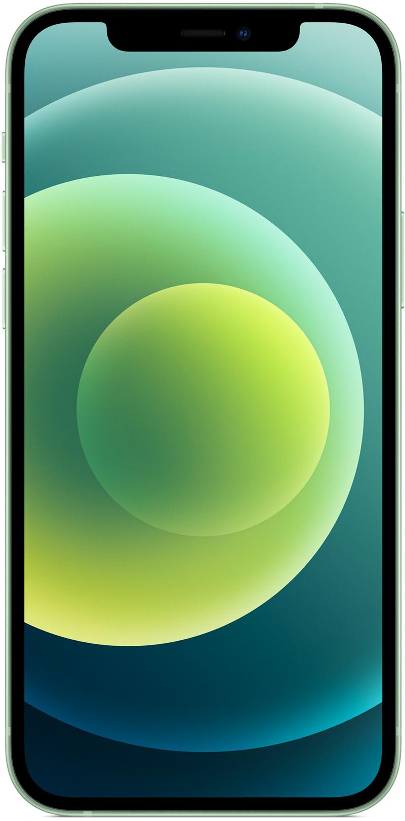 Apple iPhone 12 vert 64Go