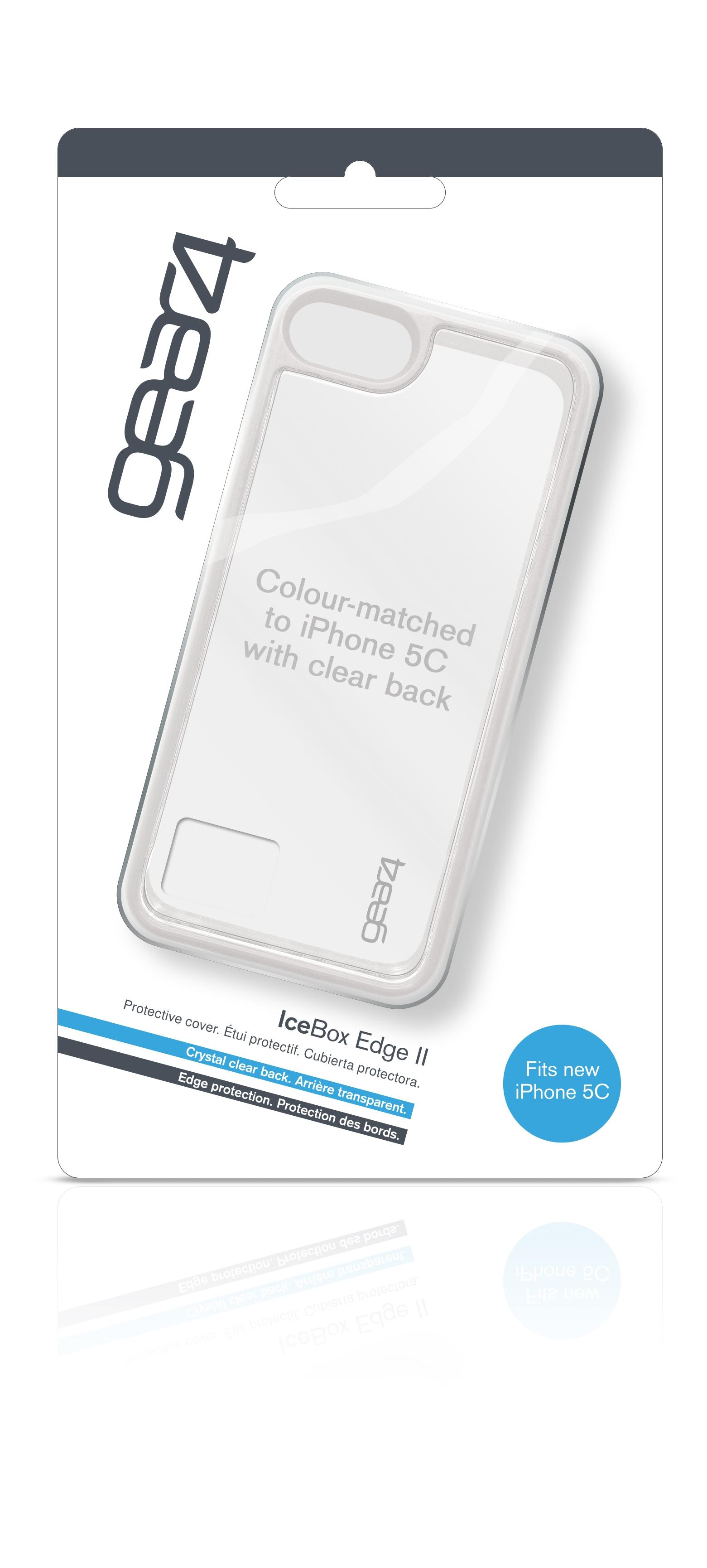 Coque Gear4 iPhone 5C blanc