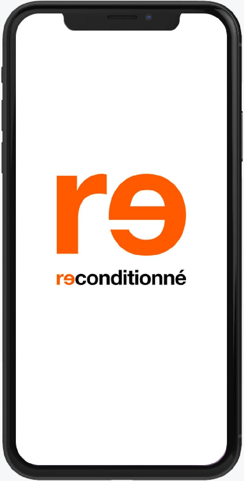 iPhone XR reconditionné grade A noir 64Go