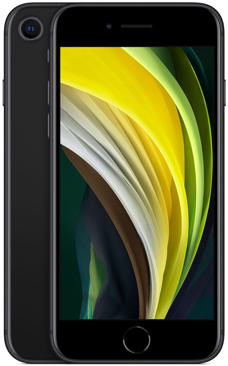Apple iPhone SE 2020 noir 64Go