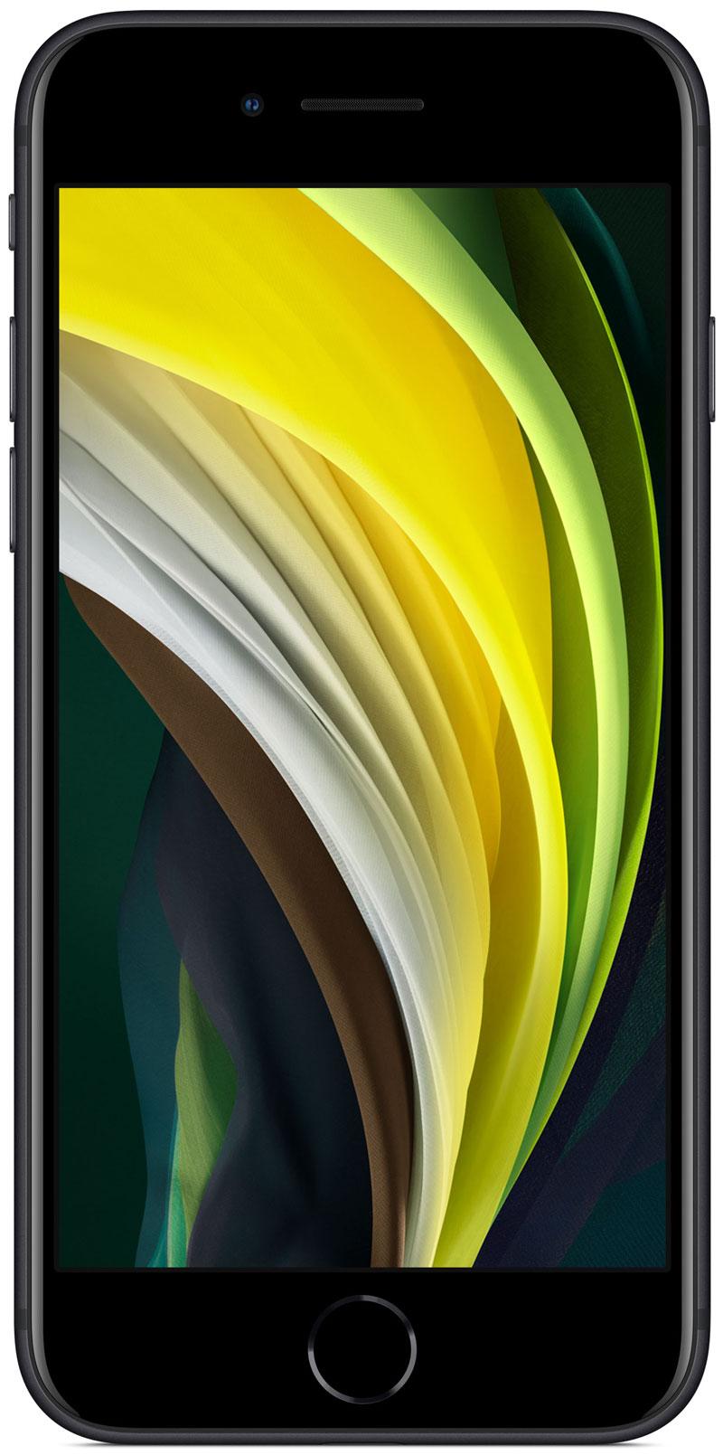 Apple iPhone SE noir 64Go