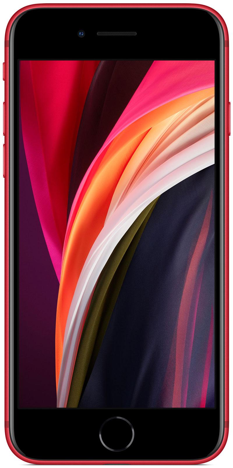 Apple iPhone SE 2020 rouge 64Go