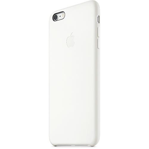 Coque silicone Iphone 6 blanc