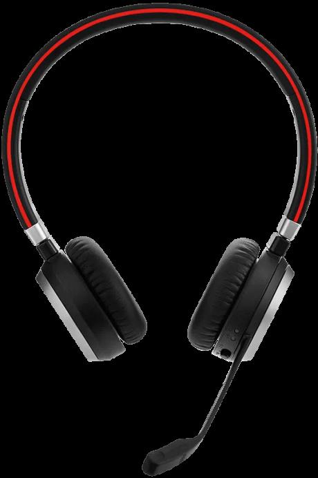 Casque Jabra Evolve 65 noir