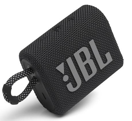 Enceinte JBL GO 3 Noire
