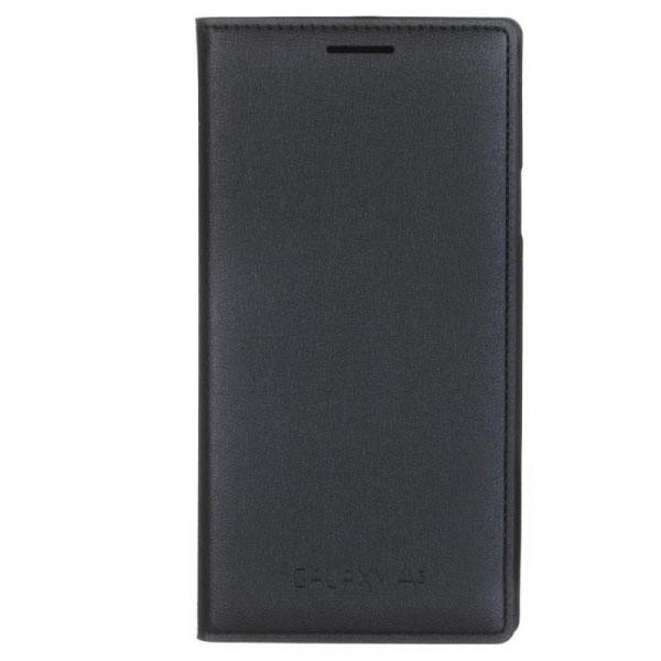 Etui folio Samsung noir Galaxy A3