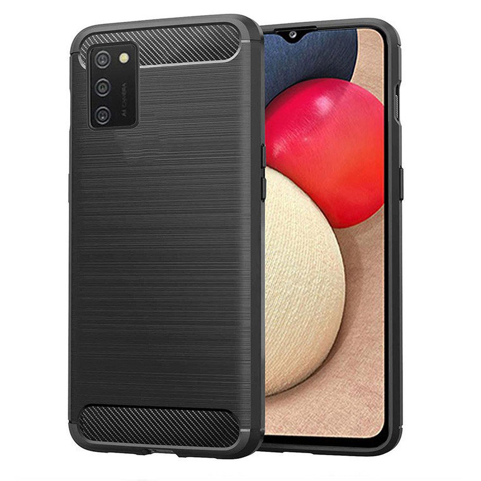 Coque renforcée FERONIABIO Samsung Galaxy A02s noir