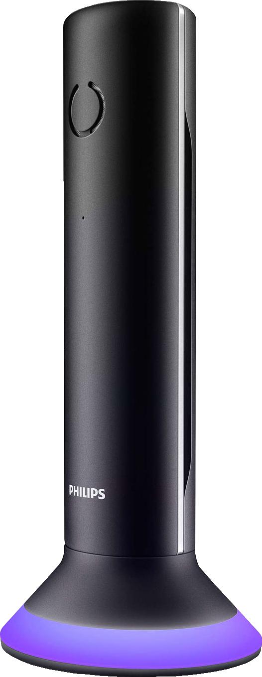 Téléphone fixe sans fil Philips Design Linea Lux
