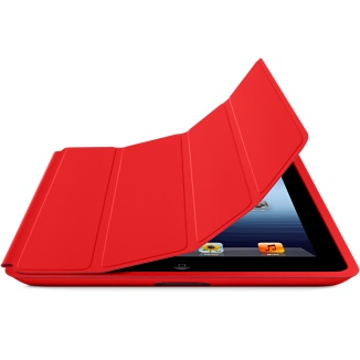 Smart Case iPad 2, Nouvel iPad Rouge