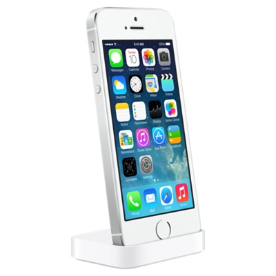 Iphone 5s dock station