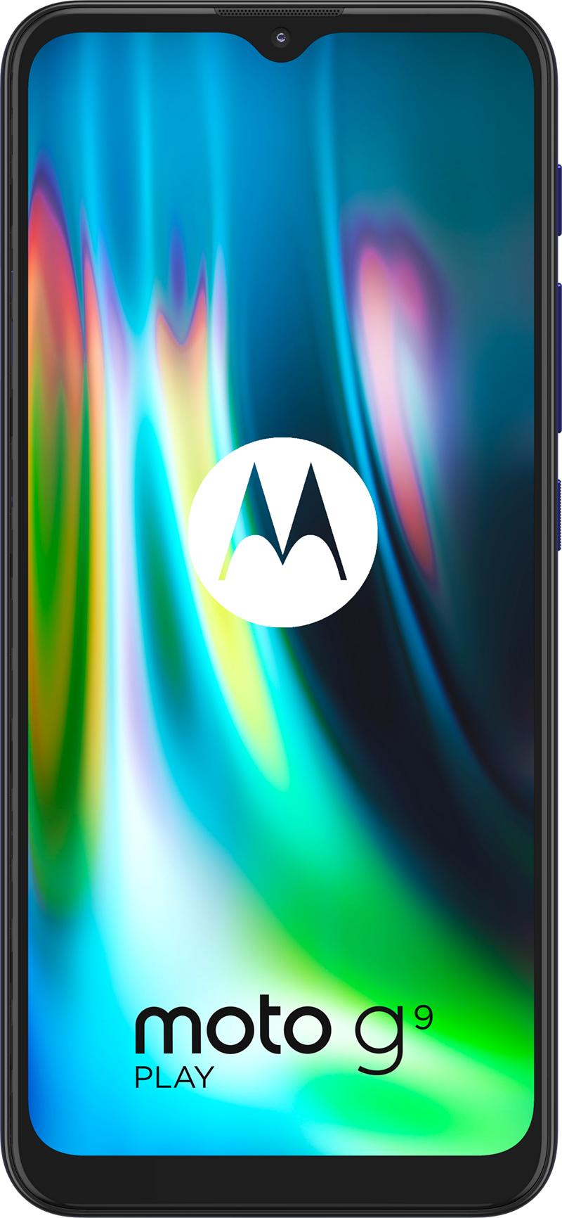 Motorola G9 Play bleu 64Go