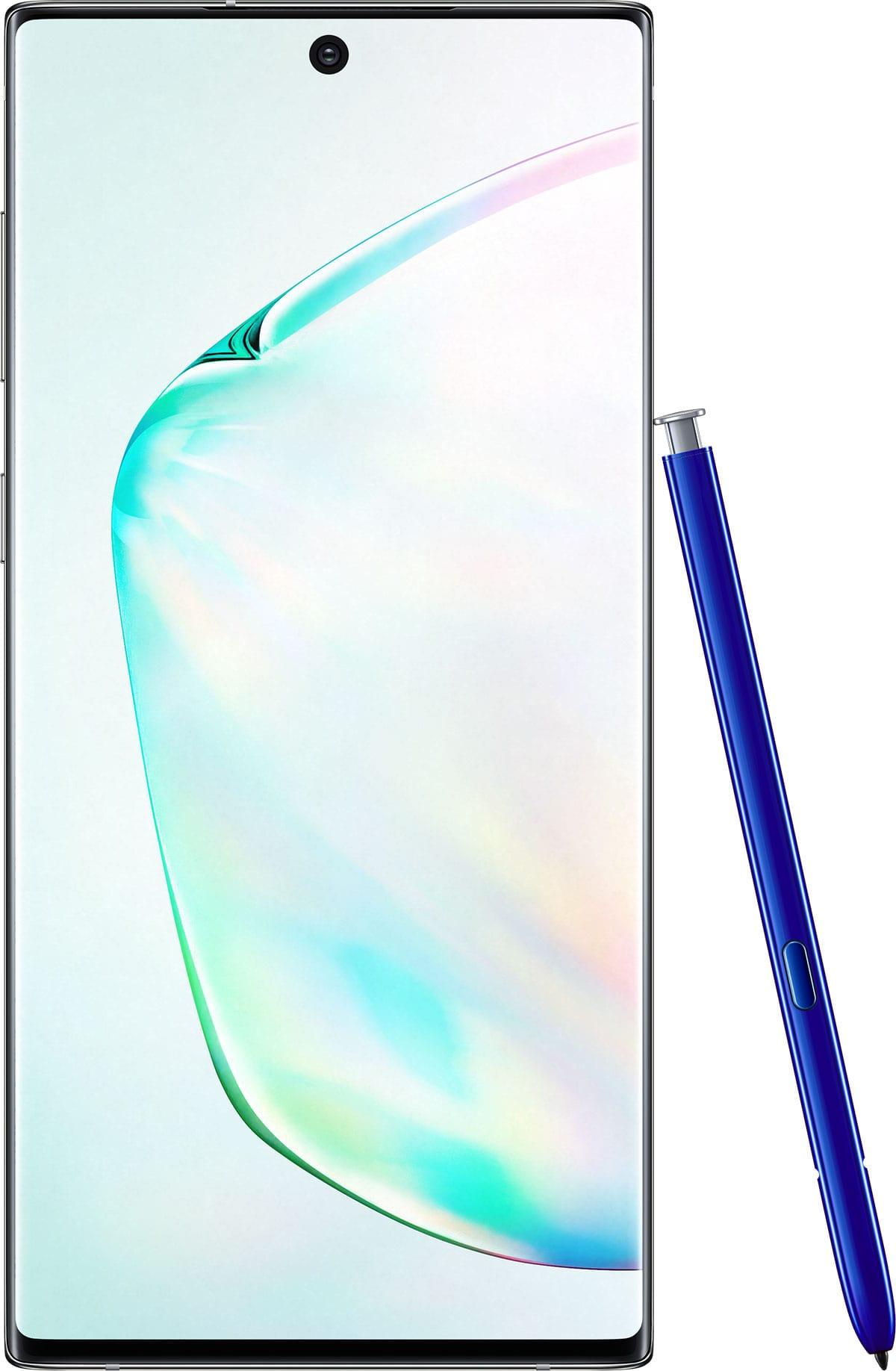 Samsung Galaxy Note10 argent 256Go
