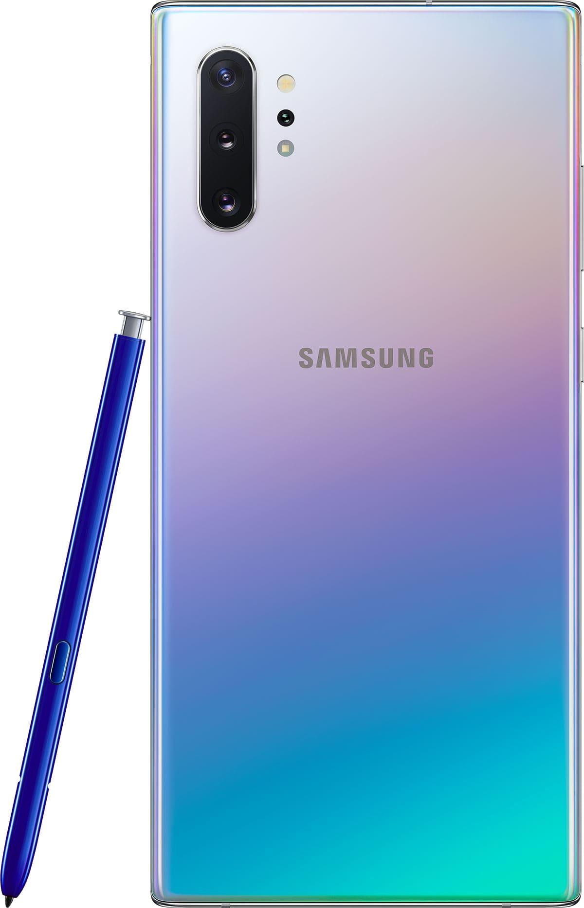 Samsung Galaxy Note10+ argent 256Go