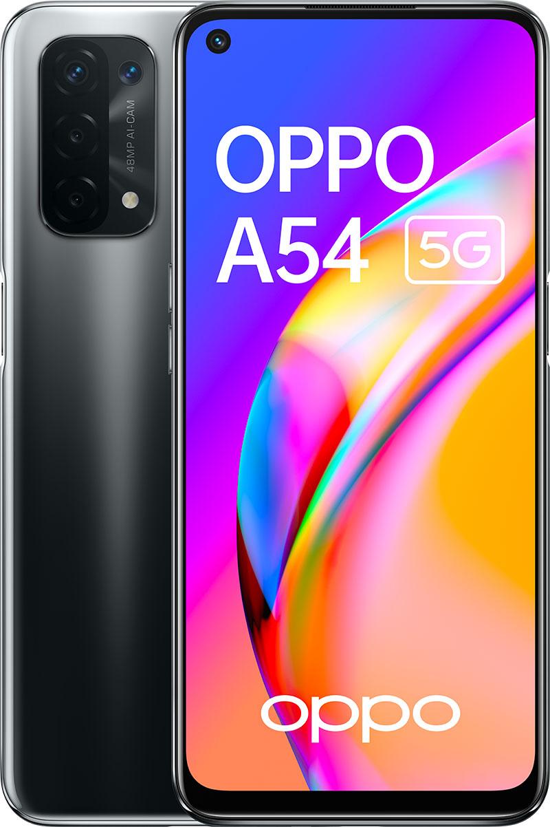 OPPO A54 5G noir 64Go