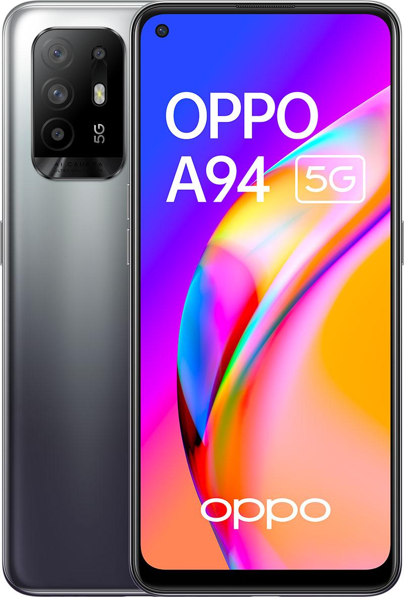OPPO A94 5G noir 128Go