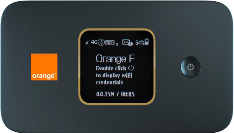 Orange Airbox S2 4G+