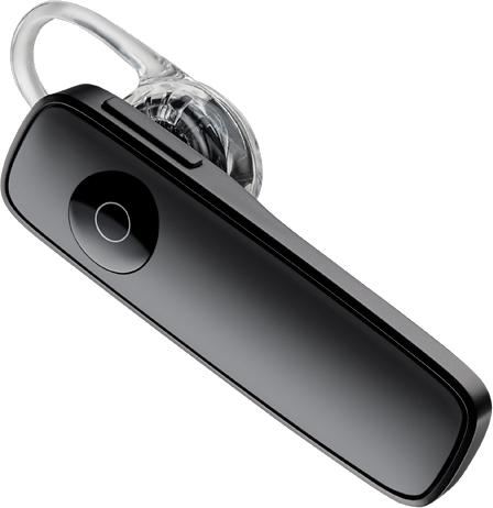 Oreillette Bluetooth Plantronics M165 noire