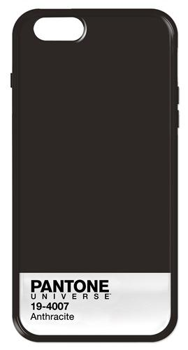 Coque Bumper Pantone iPhone 6 Plus noire