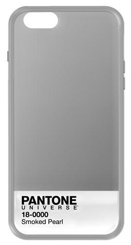 Coque Bumper Pantone iPhone 6 Plus grise