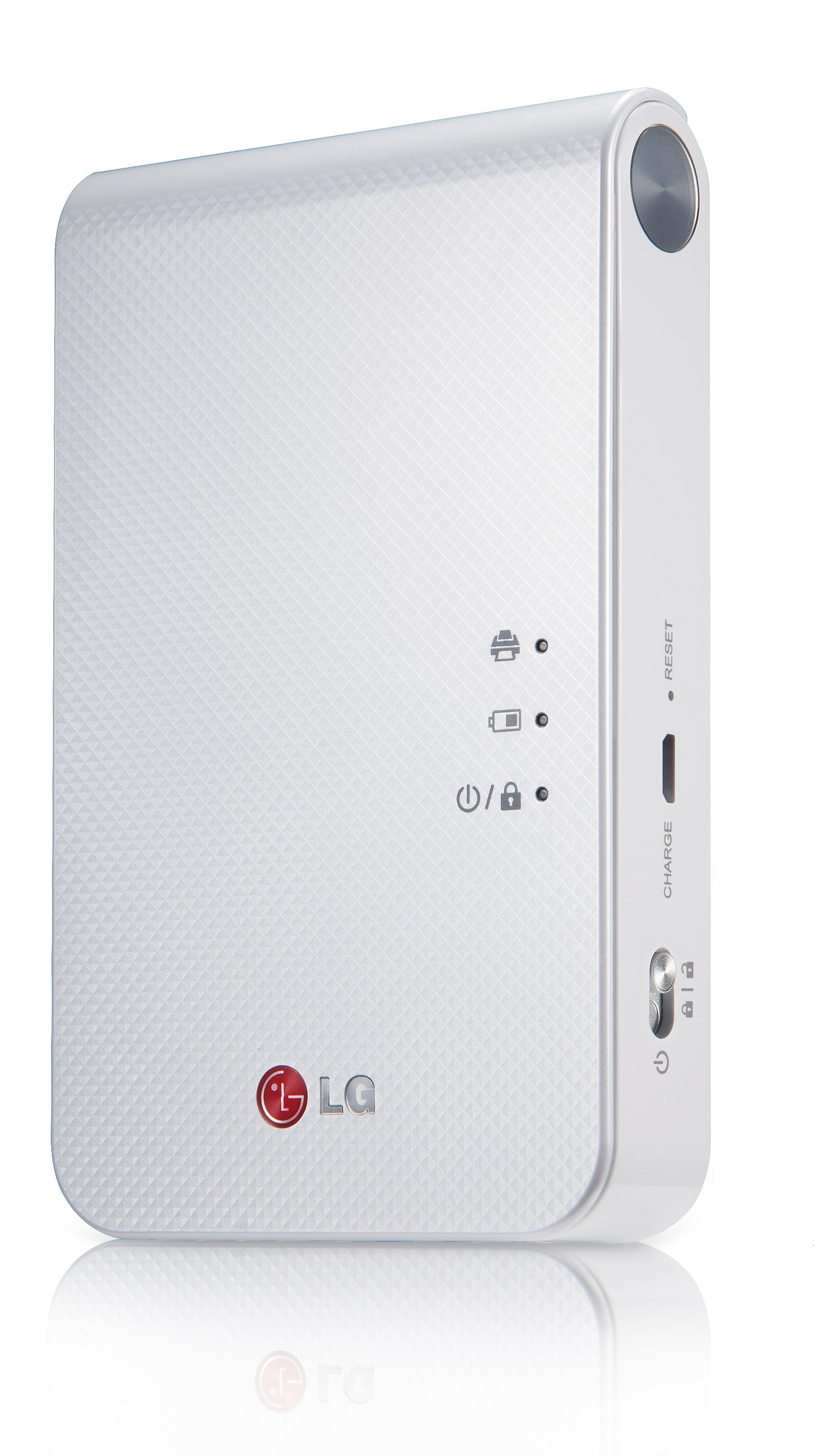 Mini-imprimante LG Pocket photo 2.0 PD239