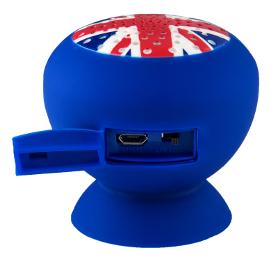 Mini enceinte QDOS Q Bopz UK