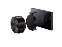 Compact Sony QX10 WiFi NFC noir