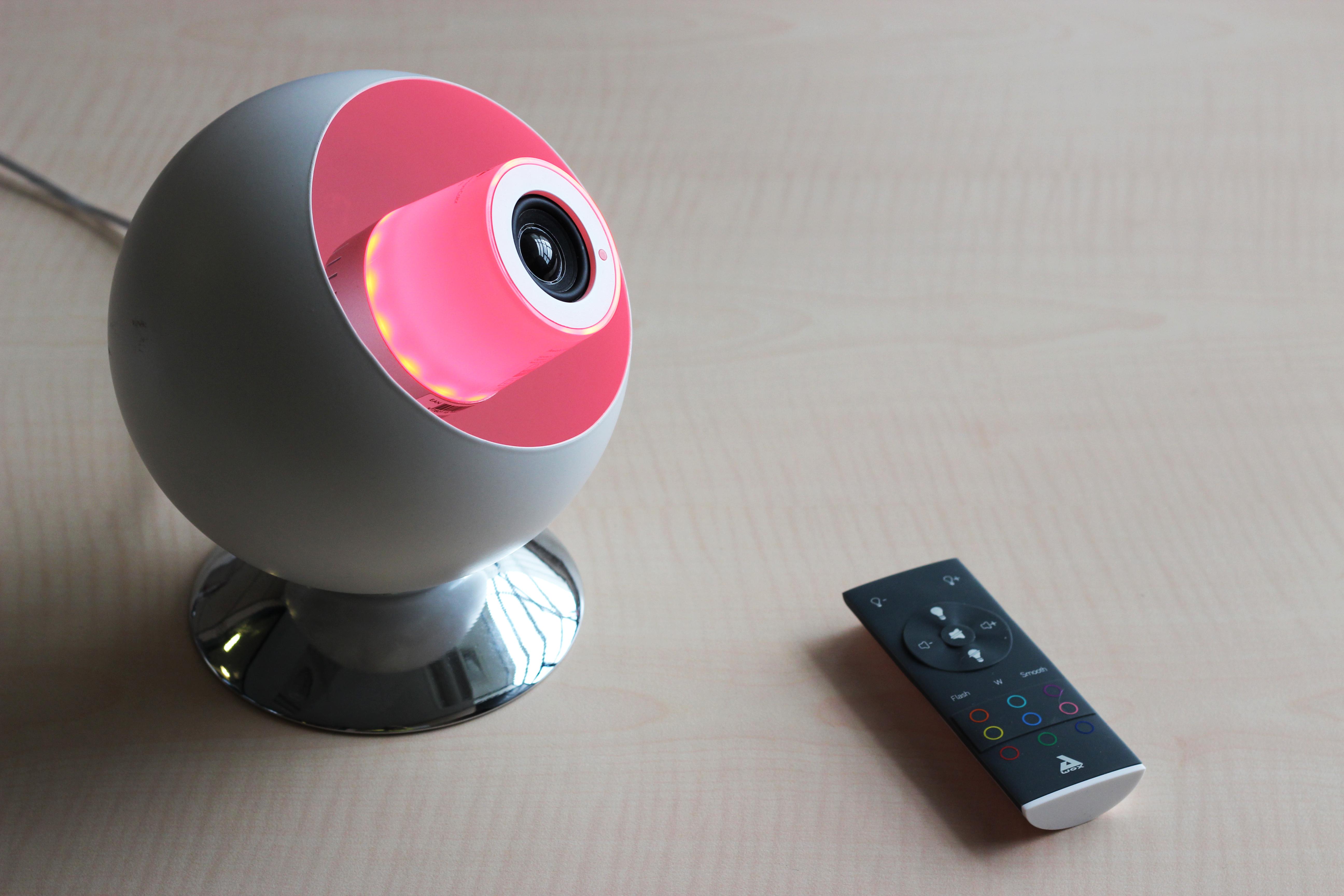 Ampoule connectée StriimLIGHT mini Color