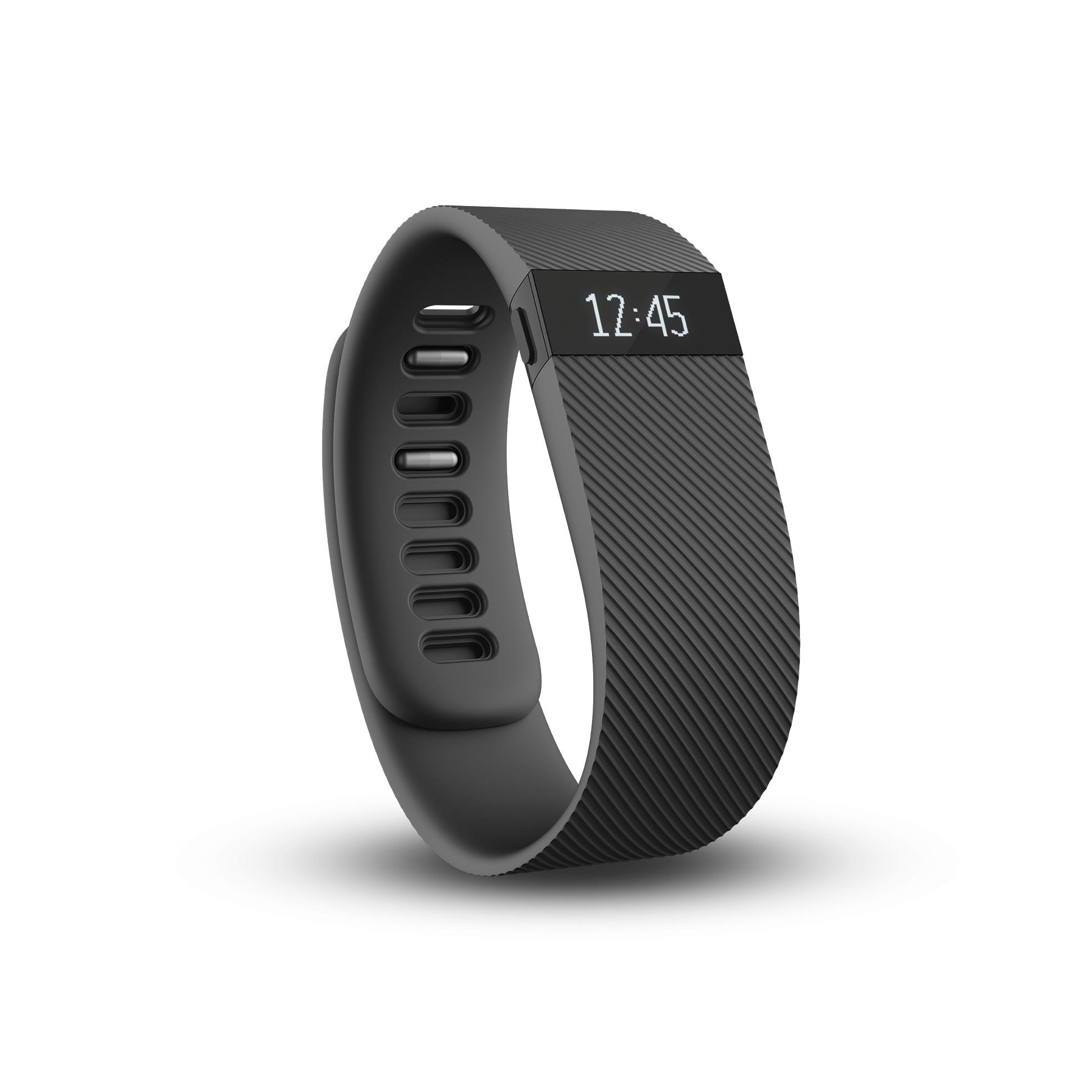 Bracelet Fitbit Charge Noir taille L