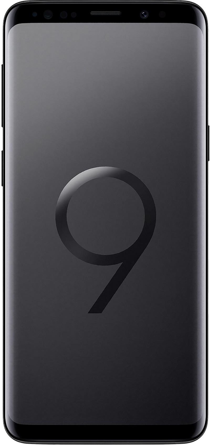 Samsung S9 reconditionné grade A noir 64Go